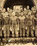 Image - Football team, Hamilton College, 1902