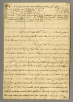 Read before the Association at Walingford [sic] May 29th, 1776