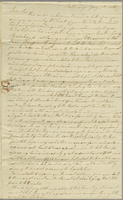 Asaph Whittlesey's Letter, Jan 7th, 1826