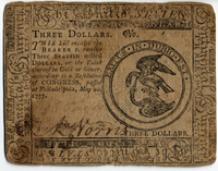 Three-dollar Bill