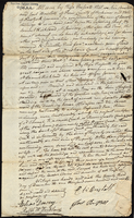 Deed -- Eli and Joel Bristol to Samuel Kirkland