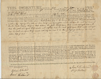 Deed from Samuel Kirkland to Isaac Williams