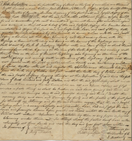 Lease between Joseph Bessey and the Trustees of Hamilton Oneida Academy