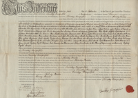 Mortgage issued by Samuel Jones and others to Timothy Hungerford