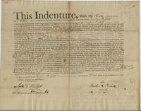 Deed for Jacobus Picket