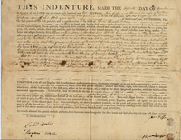 Deed from John Griffin and wife to Shubel Griffin