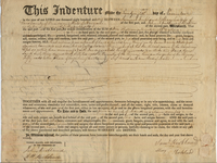 Deed between Samuel Kirkland and wife and John T. Kirkland