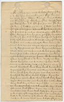Indenture between Samuel Kirkland and John Say