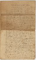 Samuel Kirkland's last will and testament