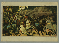 The Rout of San Romano (1432) - Uccello - National Gallery