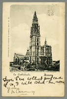 Anvers - La Cathedrale