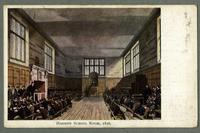 Harrow School Room, 1816 [front]