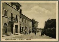 Agello (Perugia) - Piazza S. Antonio [front]