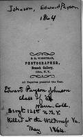 Edward Payson Johnson [back]