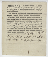 No. 14 Settled Bond for the Whole, January 1, 1812