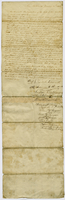 Petition of the Chiefs and Warriors of the Stockbridge tribe of Indians, January 21, 1823