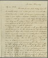 New Haven, Feb. 27, 1829. Mr. Edward Robinson, care of Messrs B. Curtis & Porter, Paris
