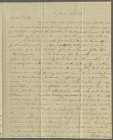 New Haven, Oct. 6, 1837. Rev. Edward Robinson D.D., Stettin, Prusse