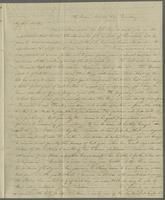 New Haven, Nov. 29, 1837, Wednesday. Rev. Edward Robinson D.D., Care of American Consul, Alexandria, Egypt