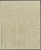 Buffalo, May 27, 1839. Monday. Rev. Edward Robinson, D.D. Berlin