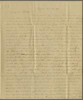 Buffalo, Sept. 26, 1839. Rev. Edward Robinson, D.D., Berlin Prussia