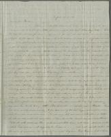 Buffalo, Oct. 27, 1839. Rev. Edward Robinson, D.D., Berlin Prussia